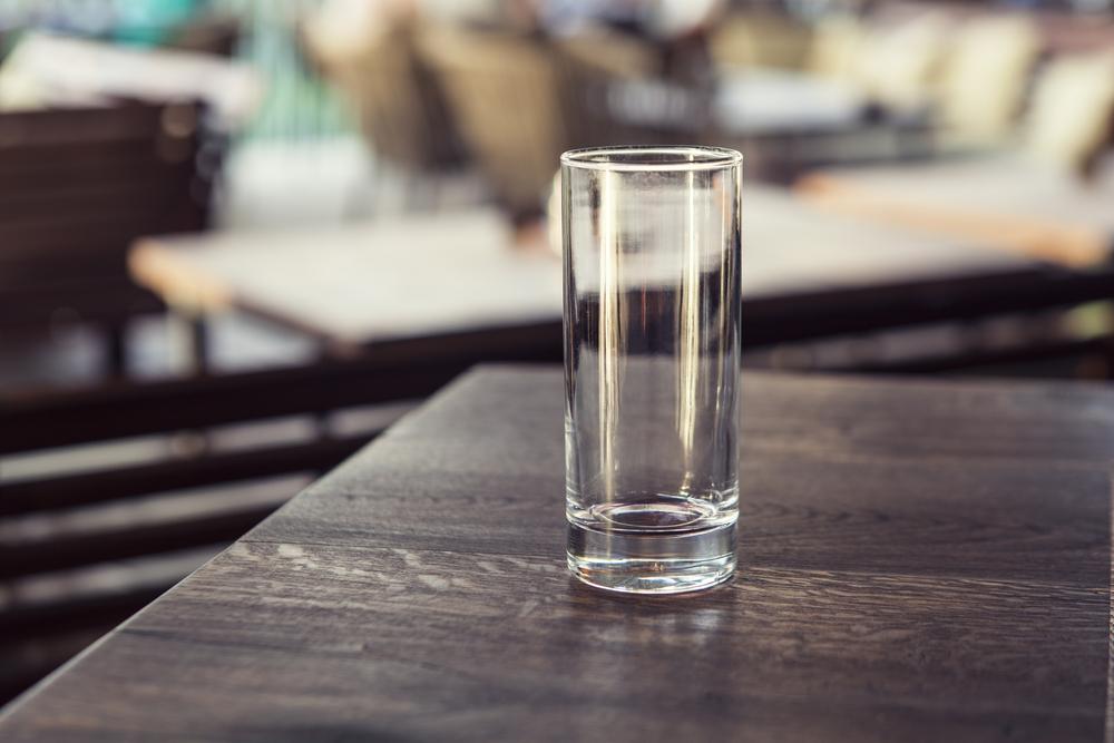 Flüssigkeitszufuhr Wasser