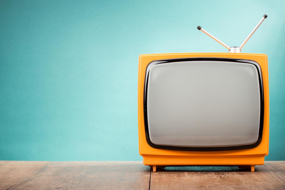 Fernseher TV Teletubbies Kika