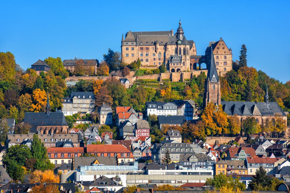 Marburg Altstadt wandern